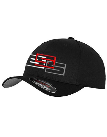 BSS Kappe Flexfit BSS-Logo (neu) 3D