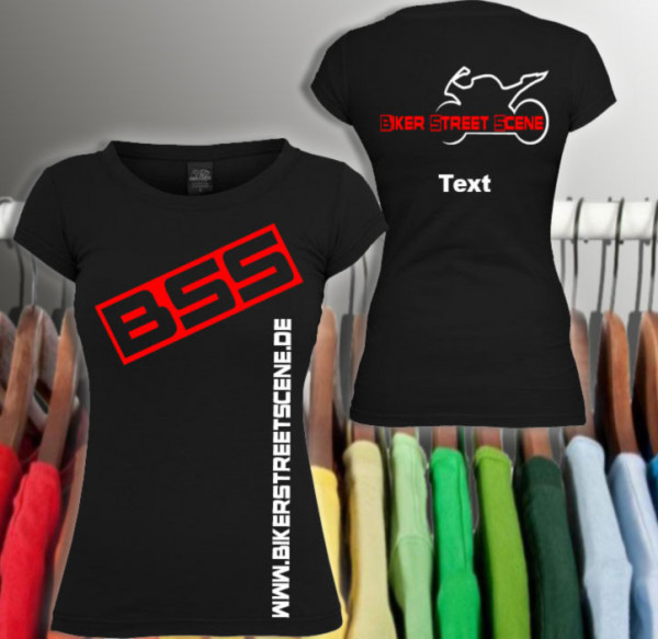 BSS T-Shirt Ladies